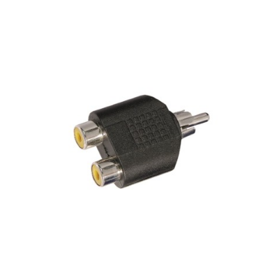 ADAPTADOR RCA A 2 RCA - AUDIO FT1051