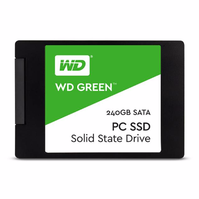 DISCO SSD 240GB WD GREEN