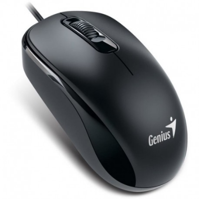 MOUSE GENIUS DX-110 USB BLACK
