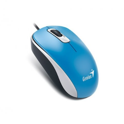 MOUSE GENIUS DX-110 USB BLUE