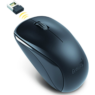 MOUSE GENIUS NX-7000 BLACK