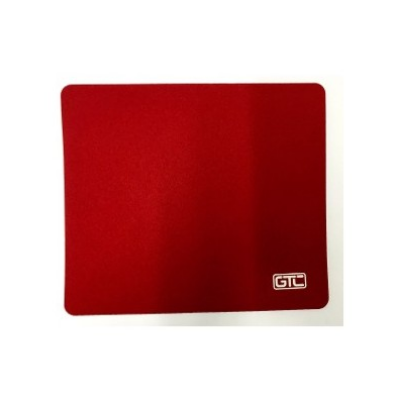 MOUSE PAD GTC LISO RED