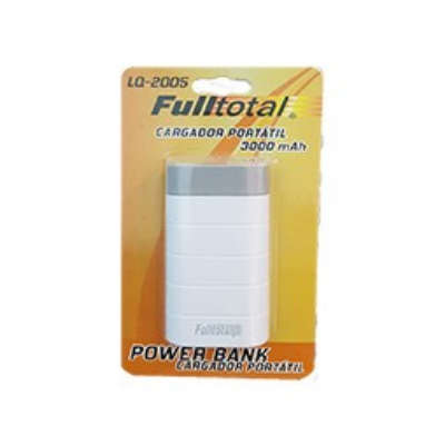 POWER BANK FULLTOTAL 3000MAH LQ2005