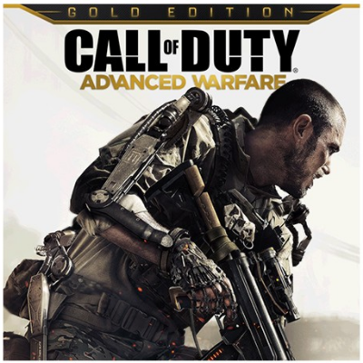 PS3 JUEGO - CALL OF DUTY ADVANCED WARFARE GOLD ED.
