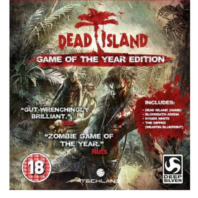 Ps3 Juego Dead Island Game Of The Year Edition En Zona112