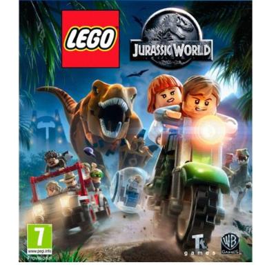 Ps4 Juego Lego Jurassic World Primario En Zona112