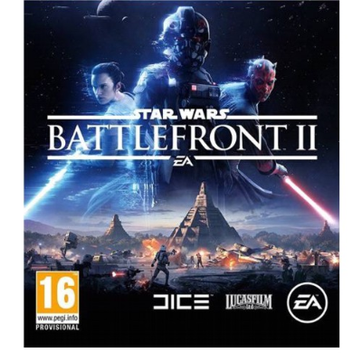 PS4 JUEGO - STAR WARS BATTLEFRONT 2