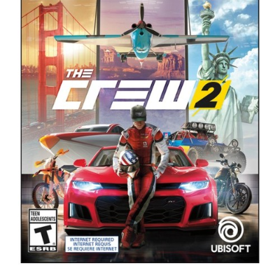 PS4 JUEGO - THE CREW 2