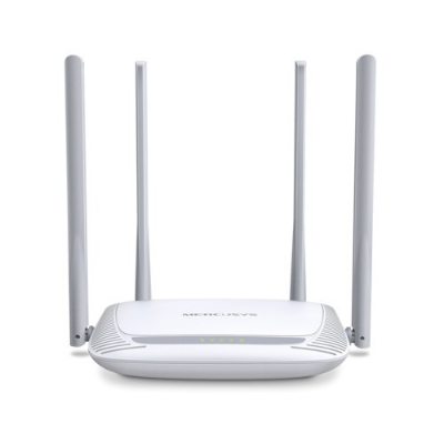 ROUTER MERCUSYS MW325R - 300MBPS N - 4 ANTENAS